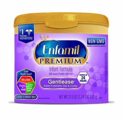 Enfamil Best baby formula