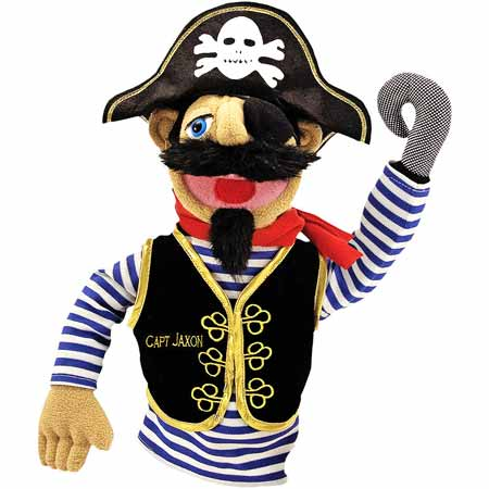A puppet of Pirate