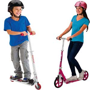 Razor Scooter for 8 year and older kids