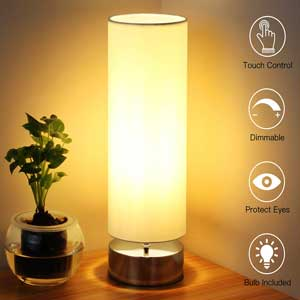 Sea Side's Touch control best night light for feeding baby
