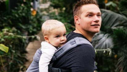 Best Baby Carrier for Big Dads: Model Secret Facts